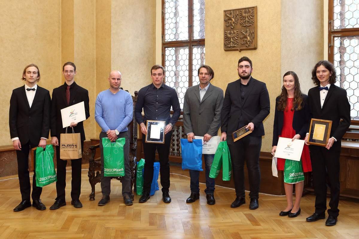 Sportovec-Plzne-2017-druzstva-dorost