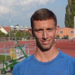 Videorozhovor: Lukáš Větrovský (atletika)
